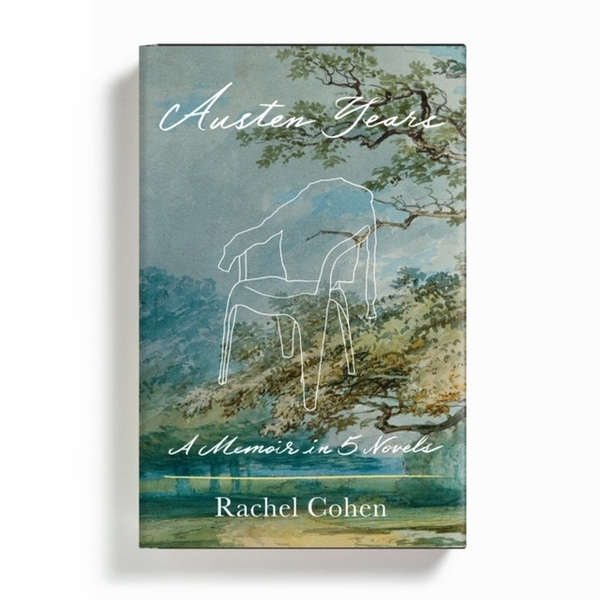 Austen Years book cover