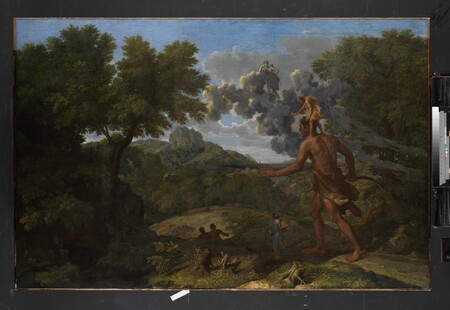 Looking at Poussin