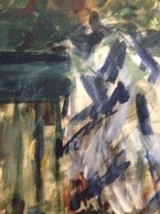 A Shawl for Morisot