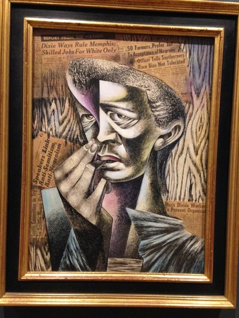 Charles White Collage