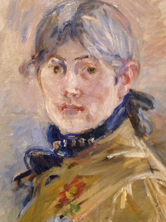 Berthe Morisot Comes Into Her Own