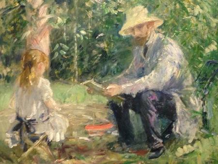 Morisot Occasionally