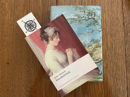 Come and read Mansfield Park with me this September at the 92nd Street Y