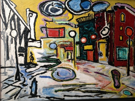 Beauford Delaney and Protest