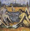 The Large Bathers II