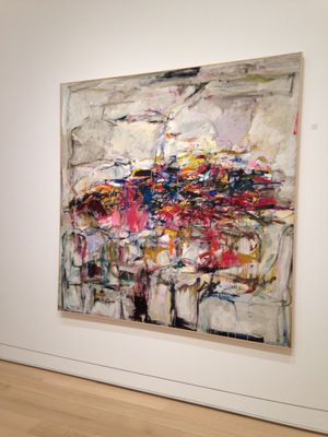 Joan Mitchell Cities in Winter