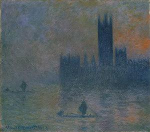 Monet at Work