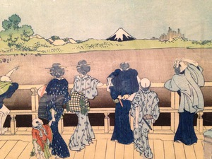 Summer of Hokusai