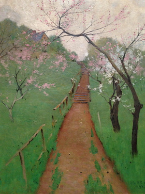 Japanese Influence Arthur Wesley Dow
