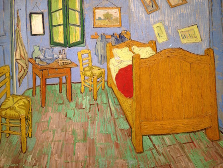 Van Gogh039s Room In Detail