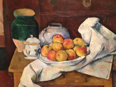 Ceacutezanne still life