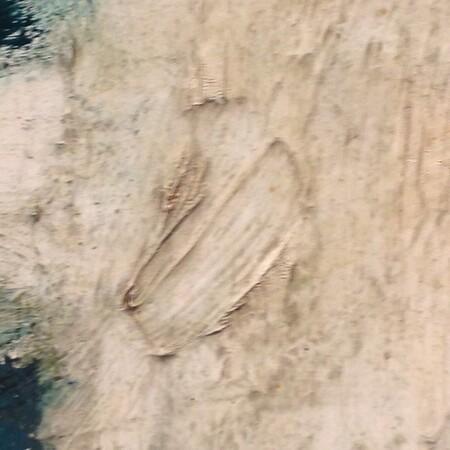 Elliot Hunter Grasshopper detail