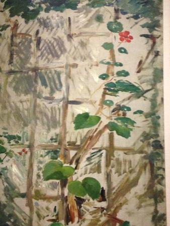Manet Morning Glories 1881