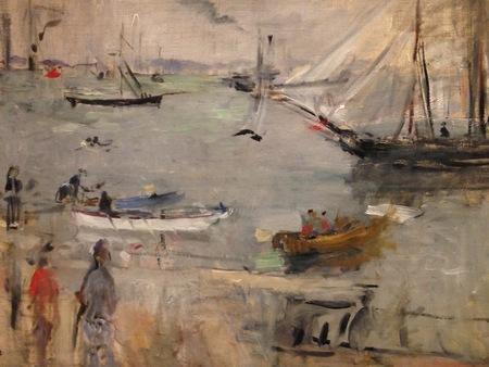 Morisot Following Black