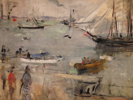 Morisot Following Black