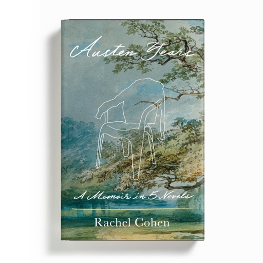 Austen Years book cover